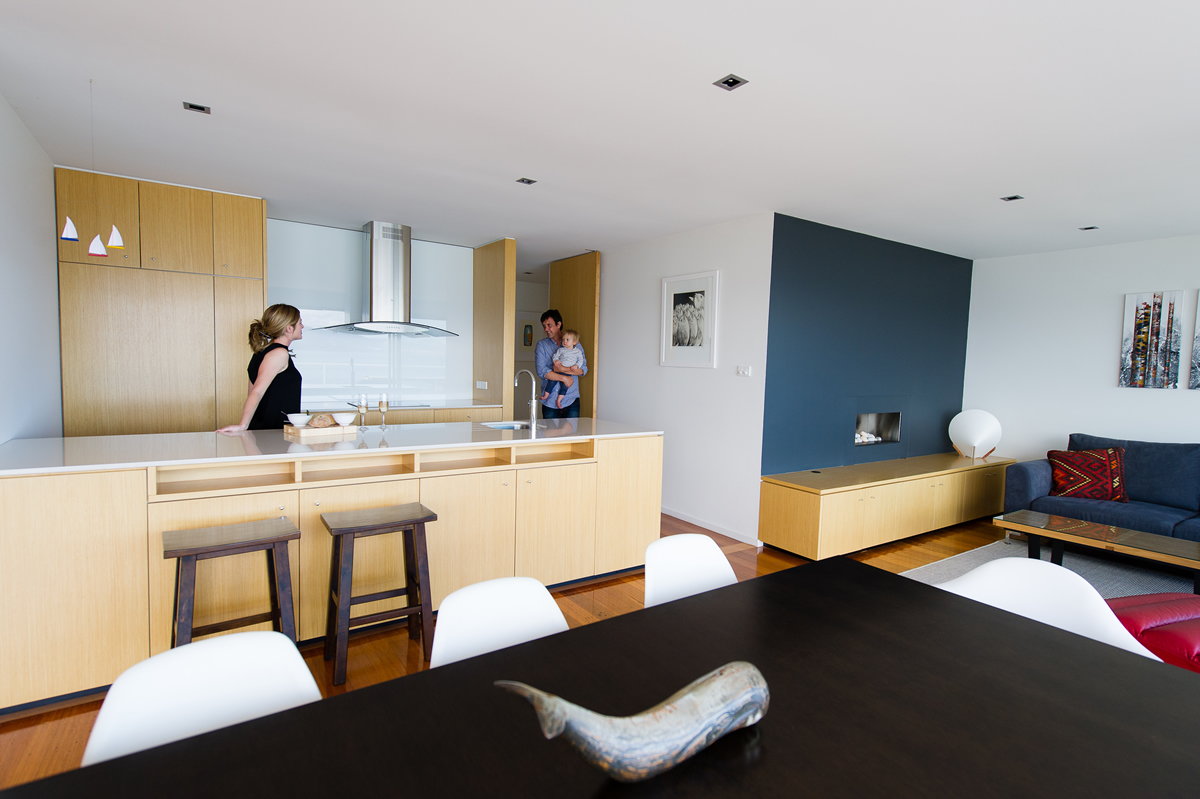 Opossum Bay house kitchen 2