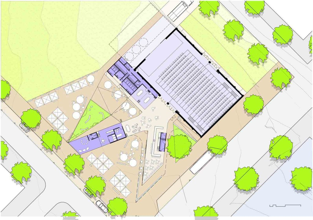 Kingston Community Hub Plan