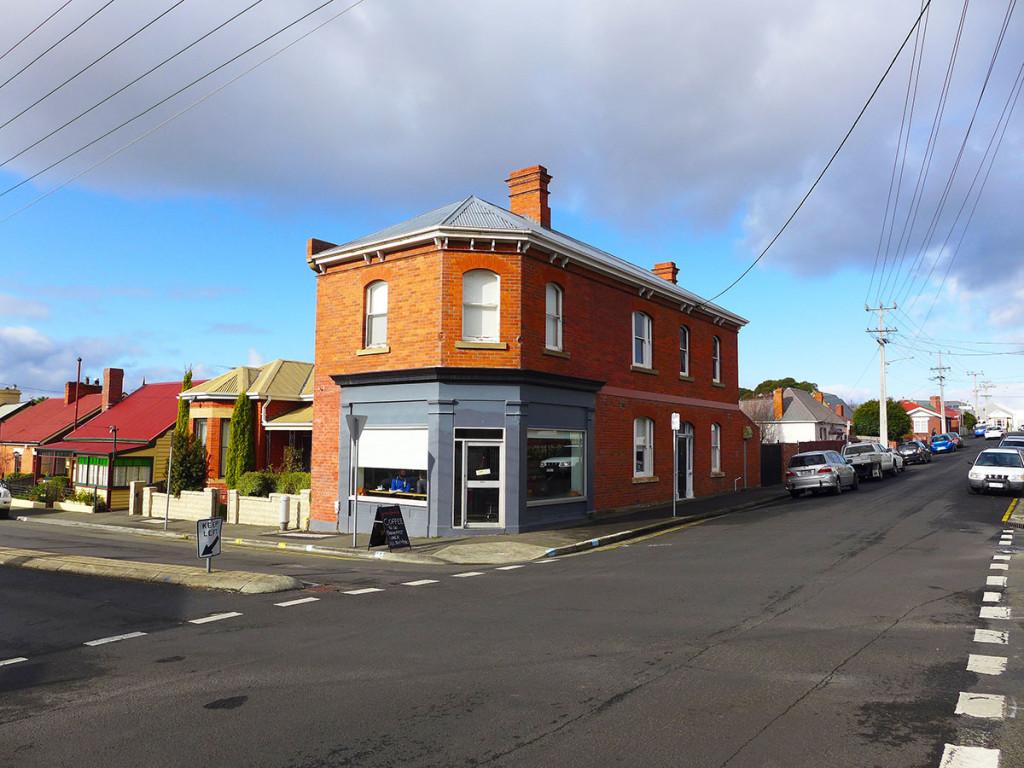 Bence Mulcahy Studio Newdegate Street