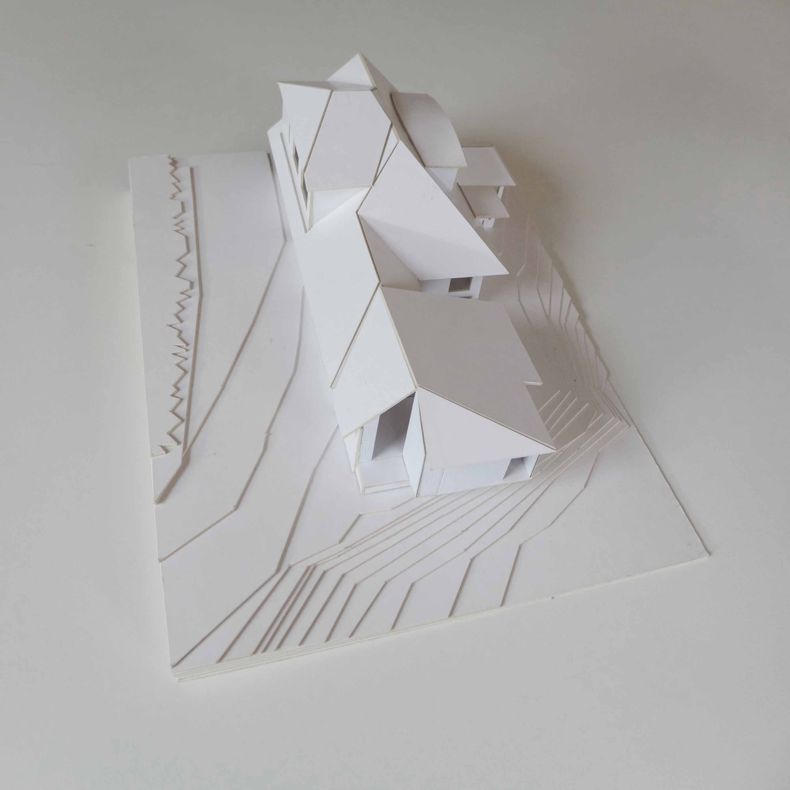 Lambert House Model with Extension